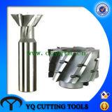 HSS Dovetail Slot Milling Cutter 50 Degree