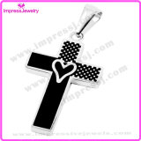 Stainless Steel Pendant Cross Pendant Necklace Fashion Jewelry