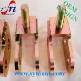 Precision Stamping and Welding Part with Zinc Plating Finish