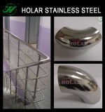 Stainless Steel Elbows, Bright Surface, Welded Type, Gade 201 304