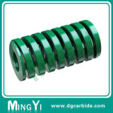 High Quality DIN Green Heavy Load Springs