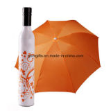 Folding Umbrella, Made of Polyester, Custom All Kinds of Color