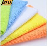 Different Colours OEM Household Microfiber Cleaning Cloth