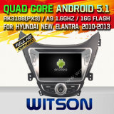 Witson Android 5.1 Version Car DVD for Hyundai Elantra (W2-F9558Y)