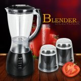 Hot Sale High Quality CB-B731P 3 Speeds 3 in 1 Electric Blender