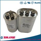 Wholesale Round Aluminum Shell Oil Filled Cbb65 Mpp Capacitor AC Motor Run Capacitor