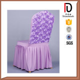 Waterproof Easy Clean and Wear Resistant Spandex Banquet Chair Covers (BR-CC059)