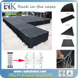 High Loading Capacity Portable School Stage Stairs for Stage for Catwalk Stage