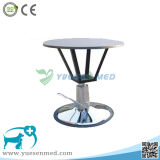 Ysvet-My1001 Vet Clinic 304 Stainless Steel Veterinary Pet Grooming Table