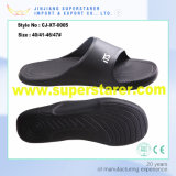 Black Color Soft and Comfortable New Style Men Slipper to Proctect Your Feet