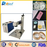 Mini Fiber Laser Engraving Marking Machine for Jewelry, Nameplates Sale