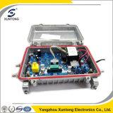 Outdoor 2 Way 750MHz CATV Signal Amplifier
