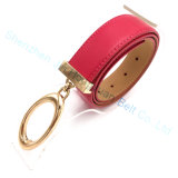Fashion Garment Accessories Custom Ladies Leather Belt