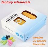 50sets/Lot 20 Speeds Vibration Wireless Sex Eggs, Remote Control Vibrating Egg, Sex Vibrator, Adult Sex Toys for Woman Td0062