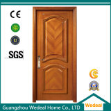 Customize Solid Wooden White Primed MDF Doors for Hotels