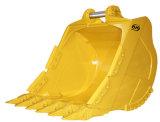 3m3 Rock Bucket /Mining Bucket/Heavy Duty Bucket for Kamotsu 600