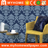 PVC Project Wallcovering with Wallpaper Glue