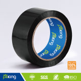SGS Certificate BOPP Black Color Packing Tape for Carton Sealing