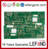 Security Displayer Screen PCB Circuit Board Supplier