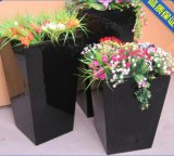 Stainless Steel Flower Boxes for Garden, Hotel and Apartment