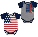 Soft and Nice Organic Cotton Baby Romper (A686)