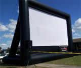 2017 Most Popular Inflatable Screen