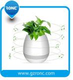 Bluetooth Speaker Smart Music Player with Flowerpot Shape
