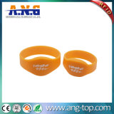 Contactless RFID Silicone Wristbands Durable RFID Bracelets