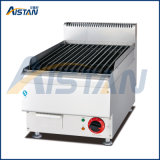 Eh649 Electric Lava Rock Grill of BBQ Machinery