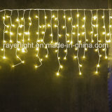 LED Icicle Holiday Light (144 LEDs) LED Fairy Light for Christmas Decoration