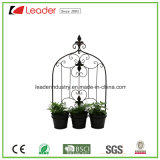 New Decorative Metal Flowerpots for Wall Decoration and Garden Ornaments
