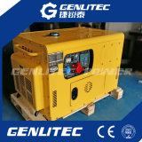 Air Cooled Portable Silent Diesel Generator 8-10kVA