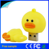 Wholesale Promotional Gift Duck Shaped PVC USB Flash Memory