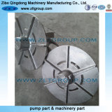 Closed Pump Impeller Centrifugal Pump Stainless Steel