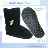 Adorable Women Winter MID-Calf Boot with Synthetic Sole
