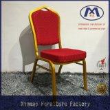 Star Hotel Modern Fashion Aluminum Red Banquet Chair