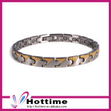 Luxury Hottime Brand Charm Bracelet with Power Balance (CP-JS-BL-183)