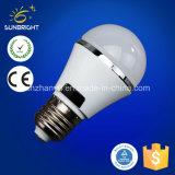 3-15W A60 A70 LED Plastic Aluminum Bulb