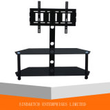 Public TV Floor Stand for 32-60 Inch