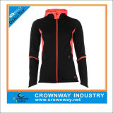 Wholesale Women Dri Fit Gym Wear Gym Jacket with Custom Logo