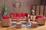 European Home Rattan Furniture Living Room Sofa Sets