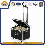 Carrying Trolley Aluminum Tool Chest with Wheels (HT-2201)