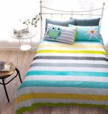 Luxury Design American Style Cotton Blanket Cover Bedsheet