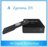 Digital Media IPTV Box Zgemma I55 High CPU Dual Core Linux OS Enigma2 WiFi Stalker Middleware Player