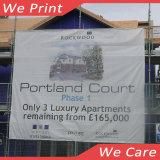 Outdoor Custom Digtial Printing PVC Vinyl Advertising Banner with Eyelet