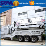 Low Cost Mining Mobile Impact Crusher Track Plant