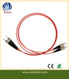 FC mm Fiber Pigtail with PVC or Lszh