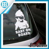 Car Window Baby on Board Sticker OEM