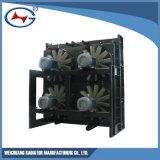 Qsk60-G3-D-3 Customized Radiator Copper Radiator for Genset Water Cooling
