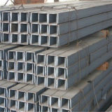 GB Standard Q235 Hot Rolled Steel U Channel